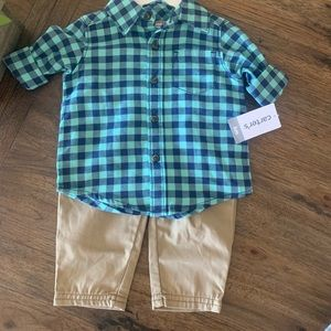 Carter boys outfit